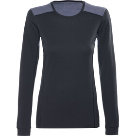 Norrøna Falketind Super Wool Shirt Women caviar black